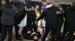 """AEK: """"Ας ανοίξουν οι κάμερες να δούμε τι έγινε"""""""
