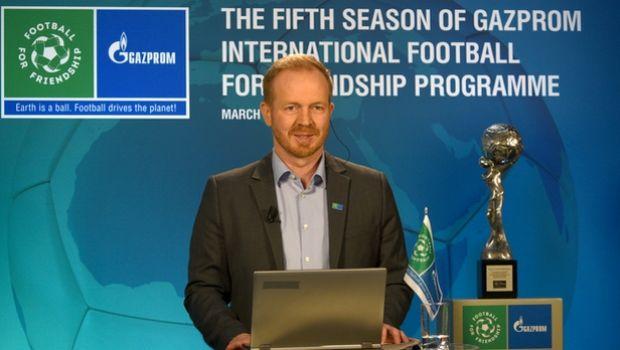 Ξεκίνησε η πέμπτη σεζόν του διεθνούς παιδικού προγράμματος της Gazprom