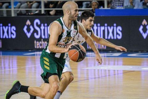 """ΕΚΟ Basket League: Πασάρει και όταν """"τρακάρει"""" ο Καλάθης"""