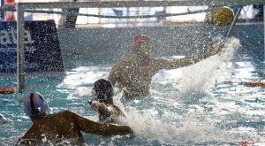 Ο Ολυμπιακός νικητής του πρώτου αγώνα απέναντι στην Κίνα με 15-4