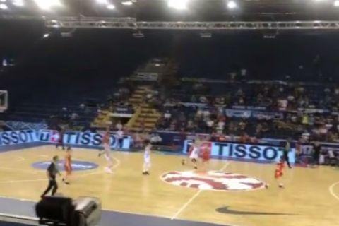 Φοβερό φινάλε σε ματς Κορασίδων στο Παγκόσμιο Πρωτάθλημα Μπάσκετ
