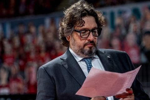 Ο προπονητής της Μπάγερν, Αντρέα Τρινκιέρι