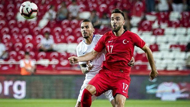 Τουρκία - Ελλάδα: Δέχτηκε δύο γκολ σε έξι λεπτά η γαλανόλευκη