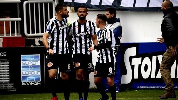 ΟΦΗ - Παναιτωλικός 3-0: Ξέσπασε με Ναμπί και Βουό και βγήκε εκτός επικίνδυνης ζώνης