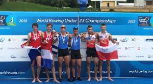 Παγκόσμιοι πρωταθλητές στους Νέους οι Στεργιάκας και Καλανδαρίδης