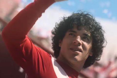 """Μαραντόνα: Το trailer της σειράς """"Blessed Dream"""" για τη ζωή του Ντιέγκο"""