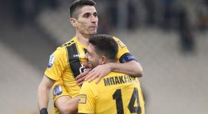 ΑΕΚ – Ατρόμητος: Έκρυψαν τη μπάλα Λιβάγια και Μάνταλος στο 3-0