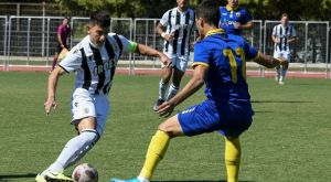 AEK K19 – ΠΑΟΚ Κ19 0-1: Έφυγαν με το διπλό από το Γαλάτσι οι ασπρόμαυροι