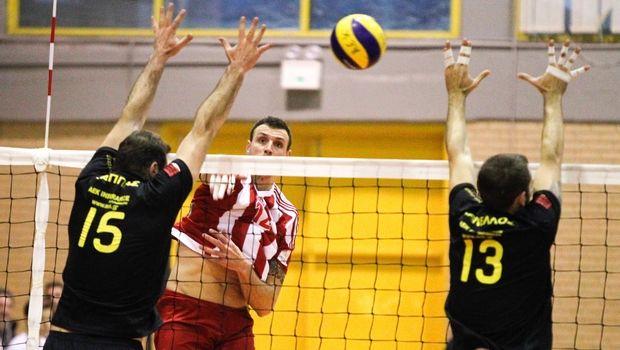 Volleylegue ανδρών: Τάσεις αποχώρησης από την ΑΕΚ