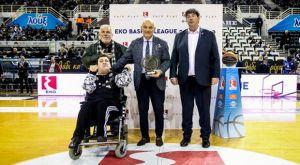 ΠΑΟΚ: Bραβείο FAIR PLAY Δεκεμβρίου απο τον ΕΣΑΚΕ