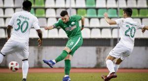 Λεβαδειακός – Παναθηναϊκός 0-0: Χάνει έδαφος στη μάχη της πεντάδας το τριφύλλι