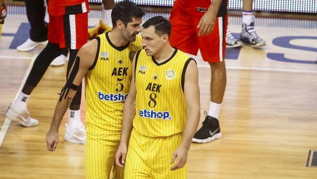 Basketball Champions League: Μονομαχία κορυφής η ΑΕΚ, δύσκολο παιχνίδι για Προμηθέα