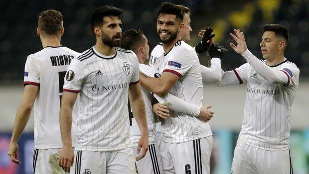 Βασιλεία - Άιντραχτ 1-0: Πήραν στο τέλος και τη νίκη οι Ελβετοί
