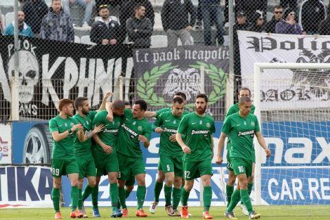 Μάγκας Πανθρακικός, εξέθεσε τον ΠΑΟΚ και νίκησε με 2-1