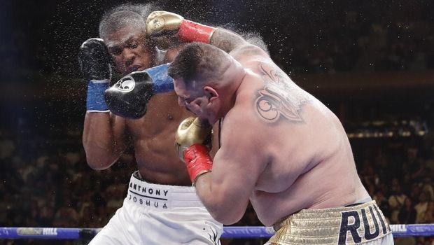 Ruiz Jr. vs. Joshua: Πληρωμή μαμούθ στον Άγγλο για τη ρεβάνς