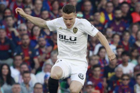 La Liga: Κοντά στις ευρωπαϊκές θέσεις η Βαλένθια