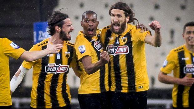 Super League: Η βαθμολογία μετά τη νίκη της ΑΕΚ και την ήττα του Ατρόμητου