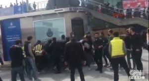Νέα επίθεση σε οπαδούς του Ολυμπιακού στην Κωνσταντινούπολη