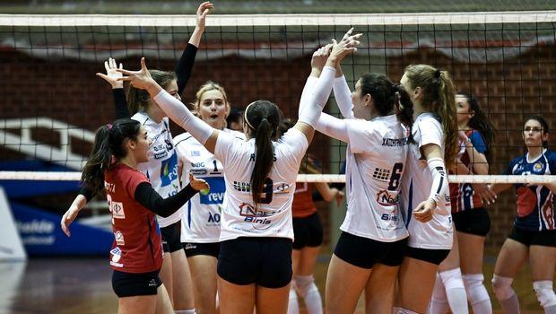 Volley League Γυναικών: Διπλό για το Μαρκόπουλο με πρωταγωνίστρια τη Δικαιούλια