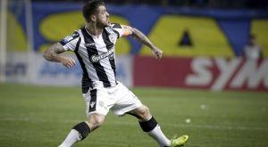 """ΠΑΟΚ: Καλύτερο γκολ της σεζόν η """"ρουκέτα"""" του Βιεϊρίνια στο Αγρίνιο"""