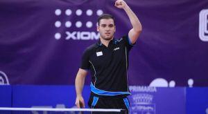 Πινγκ πονγκ: Ο Σγουρόπουλος εξασφάλισε μετάλλιο στο Ευρωπαϊκό Κ21