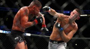 Η εκπληκτική μάχη του Diaz με τον Pettis σε slow motion