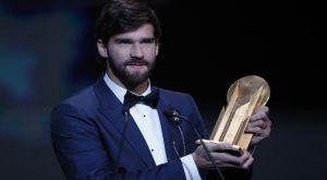 Χρυσή μπάλα 2019: Καλύτερος τερματοφύλακας ο Άλισον Μπέκερ