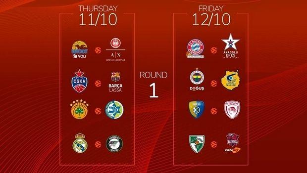 Δεν άλλαξε στάση η EuroLeague για το πρόγραμμα