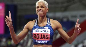Στίβος: Παγκόσμιο ρεκόρ στο τριπλούν η Ρόχας
