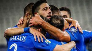 Εθνική Ελλάδας: Ανέβηκε δύο θέσεις στη βαθμολογία της FIFA