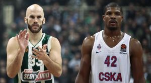 EuroLeague: Οι καλύτεροι παίκτες ανά θέση