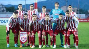 Youth League Ολυμπιακός – Ερ. Αστέρας 0-1: Καλύτερος αλλά έχασε