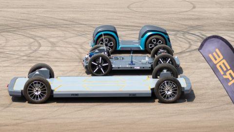 Οι πλατφόρμες του μέλλοντος για ηλεκτρικά οχήματα