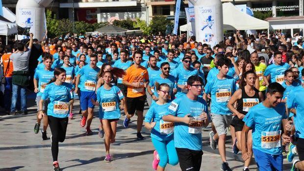 Πρεμιέρα στη Λάρισα για το Run Greece 2017