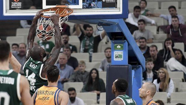 EuroLeague Top-10: Θέαμα από ΛεΝτέι και Γκιστ
