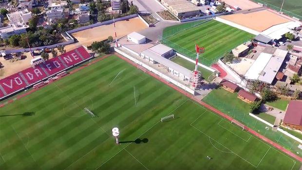 Γήπεδα Futsal και beach soccer στις εγκαταστάσεις του Ολυμπιακού