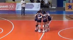 Volleyleague γυναικών: Συνεχίζει στην κορυφή ο Πανναξιακός