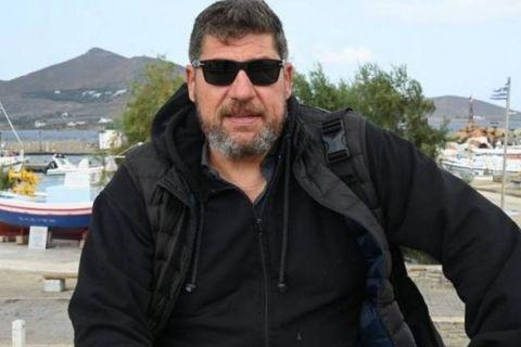 Ο Φάνης Χριστοδούλου