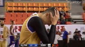 EKO All Star Game: Το blooper του Διαμαντίδη κι η εκδίκηση του Βουλγαρόπουλου