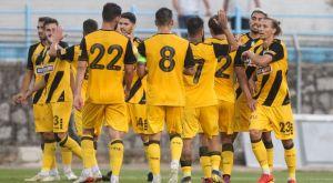 Λαμία – ΑΕΚ 0-1: Φορτσάρει και με τους αναπληρωματικούς