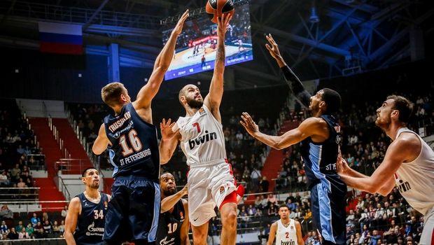 Σπανούλης: Οι 31 πόντοι στη Ζενίτ η καλύτερη επίδοση στην EuroLeague σε σαραντάλεπτο