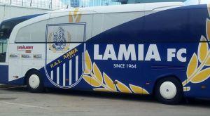 Το νέο εντυπωσιακό λεωφορείο της Λαμίας!