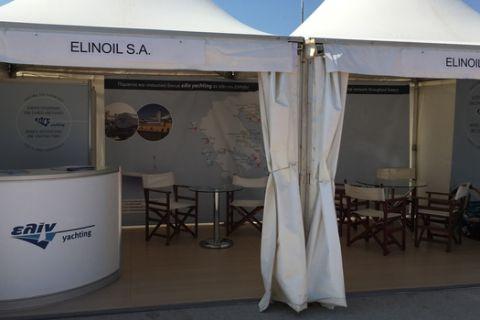 Η ελίν χρυσός χορηγός στo Mediterranean Yacht Show στο Ναύπλιο