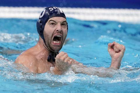Ο Φιλίποβιτς της Σερβίας στους Ολυμπιακούς Αγώνες