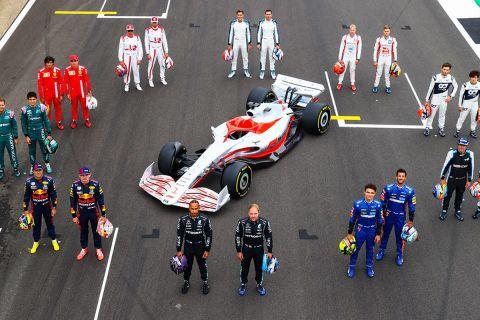 Το μονοθέσιο της Formula 1 για το 2022