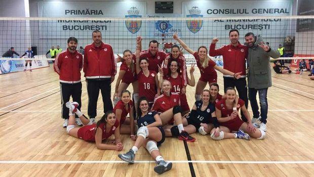 Στους 16 του CEV Cup οι γυναίκες του Ολυμπιακού