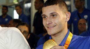 Πρωταθλητής Ευρώπης με πανελλήνιο ρεκόρ στα 200μ. ο Μιχαλεντζάκης