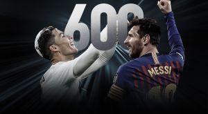 Λιονέλ Μέσι – Κριστιάνο Ρονάλντο: Η ισοπαλία στα 600 γκολ έχει ένα νικητή