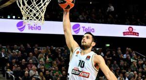EuroLeague Top-10: Με συνεργασία Καλάθη-Παπαπέτρου στο Νο1