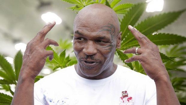 O Mike Tyson είναι επισήμως ο βασιλιάς της κάνναβης
